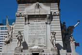 Soldiers and Sailors Monument in Indianapolis, Indiana