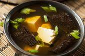Hot Homemade Miso Soup