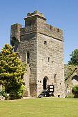 Tower, Caldicot Castle