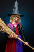 Scary Witch