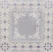 Background  Lace Pattern