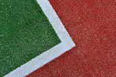 Tennis Court Background Texture