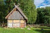 Vikings Village. Sweden