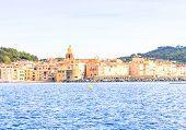 Saint Tropez Mediterranean sea, south of France