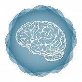 Innovative Idea - Brain Illustration