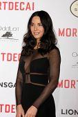 LOS ANGELES - JAN 21:  Olivia Munn at the