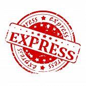 Red Stamp - Express