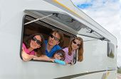 picture of camper  - Family vacation - JPG
