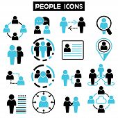 ������, ������: people icons