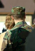 Military Man poster