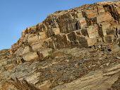 Rocky Landscape - Bare Stone Wall