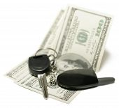 Money And Car Keys