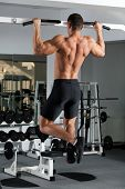 picture of training gym  - young body - JPG