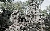 Collapsed Temple