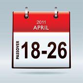 Passover Calendar 2011