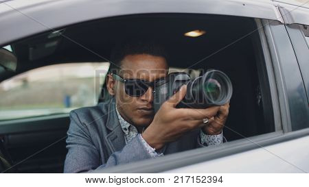 African american paparazzi