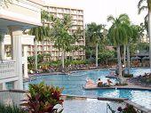Hawaii Resort Pool