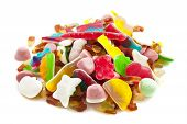 Candy On A Pile
