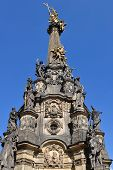 Holy Trinity Column in Olomouc