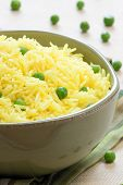 Vegetable Rice - Indian Style, Basmati