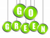 Go Green Labels