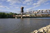 Hastings Railroad Lift Bridge