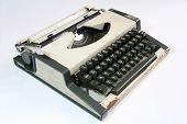 Old Typwriter - Sideview