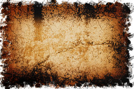 picture of treasure map  - old wall texture  - JPG