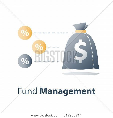poster of Quick Money, Fast Cash Loan, Invest Fund, Budget Plan, Interest Rate, Stock Market, Broker Services,