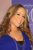 LOS ANGELES, CA - NOV 20: Mariah Carey is at her perfume 'M' launch at Macy's, Glendale Gallery, Gle