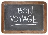 stock photo of bon voyage  - bon voyage  - JPG