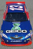 FONTANA, CA. - OCT 9: Sprint Cup Series driver Casey Mears in the GEICO #13 car during the Pepsi Max