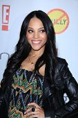 LOS ANGELES - MAR 26:  Bianca Lawson arrives at  the