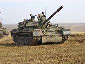 Tanque. Ejército