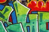 grunge urban background and details