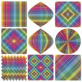 Set of vector design elements