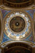 St. Isaac's Cathedral, The Ceiling