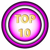 Top Ten Icon