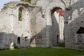 Old ruins, Visby, gotland