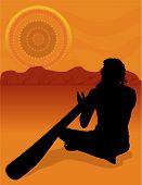 Aboriginal Silhouette