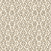 Retro seamless pattern.  Beige wallpaper abstract. Vector background.