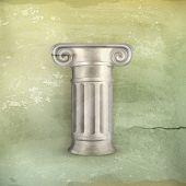 Column, old-style vector