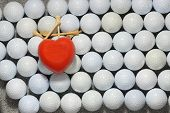 I love to play golf all year