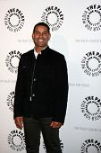 LOS ANGELES - SEP 30:  Jon Huertas at the An Evening with Castle at Paley Center for Media on Septem
