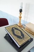 Book Koran in Mosque