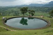 Small Water Reservoir