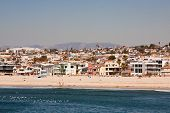 Hermosa Beach Landscape