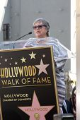 LOS ANGELES - MAR 17:  Kathy Bates at the Kate Winslet Hollywood Walk of Fame Star Ceremony at W Hot
