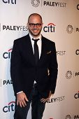 LOS ANGELES - MAR 16:  Damon Lindelof at the PaleyFEST -