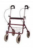 Walking Aide Trolley For Seniors